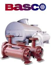 Basco Shell & Tube Heat Exchanger